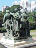 Bronze sculptures Royalty Free Stock Image