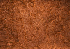 Bronze shinny abstract copper paper background Royalty Free Stock Images