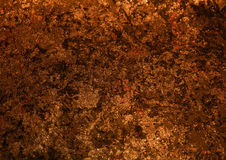 Bronze shinny abstract copper paper background Royalty Free Stock Image