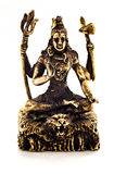 Bronze shiva Royalty Free Stock Photography