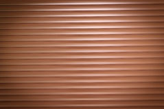 Bronze shutters Royalty Free Stock Photos
