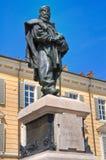 Bronze statue. Stock Photos