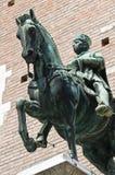 Bronze statue. Stock Image