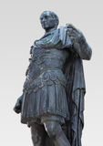 Bronze Statue of Caesar Royalty Free Stock Image