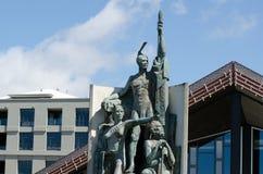 Wellington waterfront Stock Photography