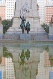 Don Quixote and Sancho Panza Stock Photography