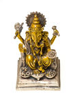 Bronze statue of Ganesh, Royalty Free Stock Photography