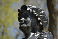 Bronze statue Stock Photos