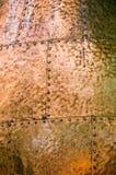 Bronze texture Stock Images