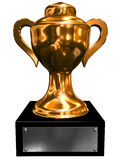 Bronze Trophy Royalty Free Stock Images