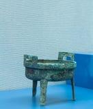 Bronze ware Stock Image