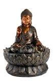 Bronzebrunnen Buddha Lizenzfreies Stockbild