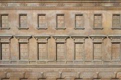 Bronzehaus Lizenzfreie Stockbilder