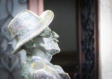 Bronzemann Lizenzfreies Stockbild