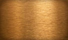 Bronzeoberfläche Lizenzfreies Stockfoto