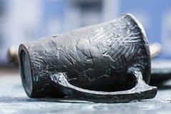 Bronzeschale Lizenzfreies Stockfoto
