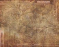 Bronzeschmutzhintergrund Lizenzfreie Stockfotografie