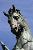 Bronzestatue Lizenzfreie Stockbilder