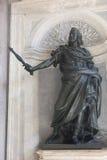 Bronzestatue von Philip IV Lizenzfreie Stockfotografie