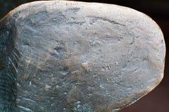 Bronzestiefel Beschaffenheit, Hintergrund Lizenzfreies Stockbild