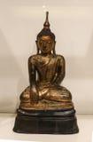 Bronzeware dans la galerie nationale de Victoria, Melbourne, Australie Images libres de droits