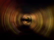 Bronzo astratto Fotografie Stock Libere da Diritti