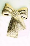 Brooch do ouro - goldene Brosche Fotos de Stock Royalty Free