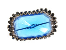 Brooch Stock Image