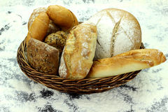 Brood Royalty-vrije Stock Foto's