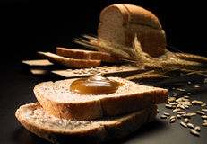 Brood royalty-vrije stock foto