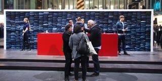 Brood & BoterBerlijn 2011 Royalty-vrije Stock Afbeelding