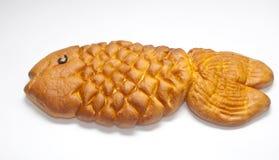 Brood in de vorm van vissen Royalty-vrije Stock Afbeeldingen