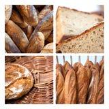 Brood en bakkerij Royalty-vrije Stock Afbeelding