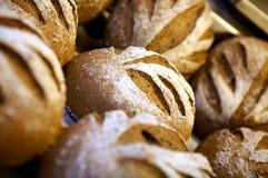 Brood en bakkerij Royalty-vrije Stock Foto's