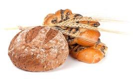 Brood en broodjes Royalty-vrije Stock Fotografie