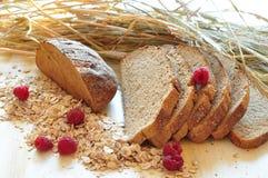 Brood en oren Royalty-vrije Stock Afbeeldingen