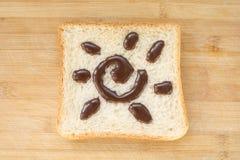 Brood en zon Stock Afbeeldingen