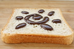 Brood en zon Stock Foto