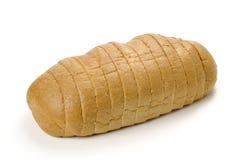 Brood klaar om sandwich te maken stock afbeelding
