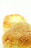 Brood met sesam Stock Afbeelding
