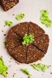 Brood met zonnebloemzaden Stock Foto