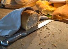 Brood in ochtend Stock Afbeeldingen