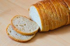 Brood op de lijst Royalty-vrije Stock Afbeeldingen