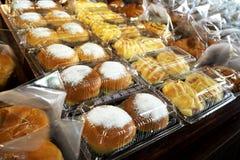 Brood in pak Royalty-vrije Stock Foto's