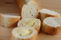 Brood van bakkerij Stock Afbeelding