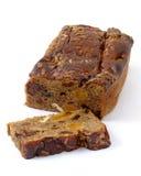 Brood van bruin brood Stock Foto's