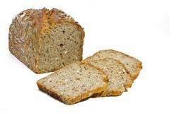 Brood van vers brood royalty-vrije stock afbeeldingen
