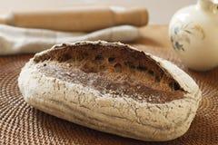 Brood van wit brood Stock Foto