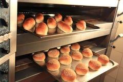 Brood vers van oven Royalty-vrije Stock Foto