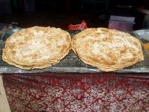 Brood voor toeristen in Kashmir Stock Afbeeldingen